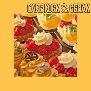 Cake - Koeken - Gebak